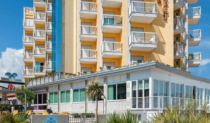Hotel Capri Lido Di Jesolo